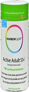 Rainbow Light: Active Adult 50 Multivitamin, 90 tabs (2 Pack)
