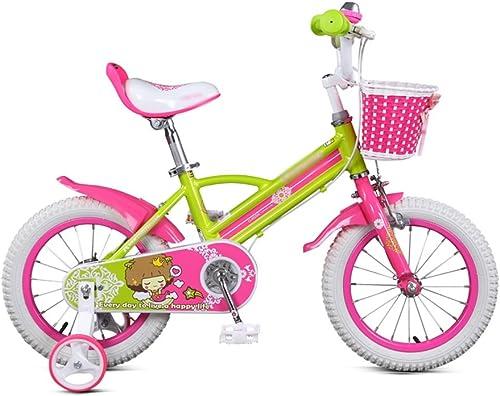 3-6 Jahre Alt Rosa mädchen Kinderwagen Kinder fürr r 14 16-Zoll-Kinder fürr r Radfüren