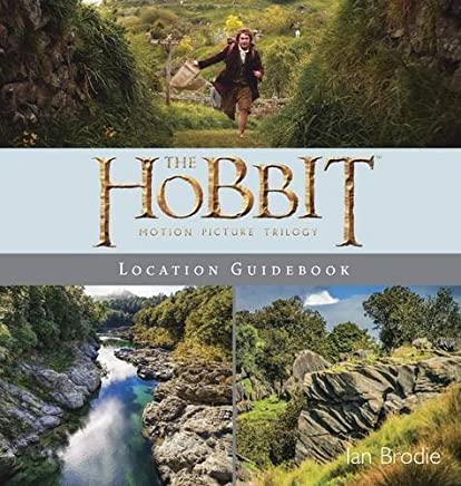 The Hobbit Trilogy Location Guidebook by Ian Brodie(2014-11-01)