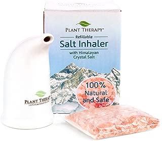 Plant Therapy Pink Himalayan Salt Inhaler w/Pink Himalayan Crystal Salt
