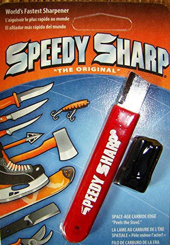 Speedy Sharp Knife Sharpener (Red)
