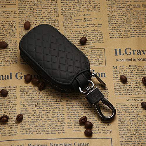 TGBVCar Funda Protectora de Control Remoto Universal para Llave de Coche para Volkswagen, Audi, Honda, Hebilla de Cubierta de Llave Toyota