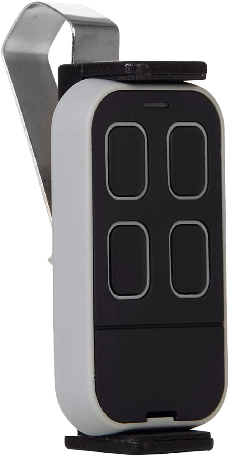 XIHADA Garage Door Remote Garage Remote Universal Garage Door Remote Homelink Remote Gate Opener Remote Programmable Learning 4-Buttons Multi Frequency 280MHZ-868MHZ 2019 Upgraded New Version !!! - -