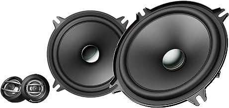 $90 » PIONEER TS-A1300C A-Series 5-1/4-Inch 300-Watt 2-Way Component Speaker System
