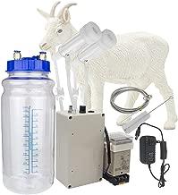 electric goat milker