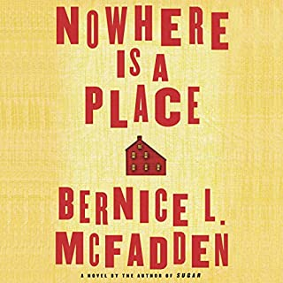 Nowhere Is a Place audiobook cover art