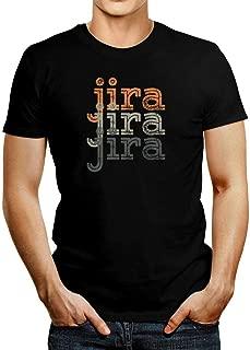 JIRA Repeat Retro T-Shirt