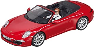 Carrera Digital 132 30772 Porsche 911 Carrera S Cabriolet, Red