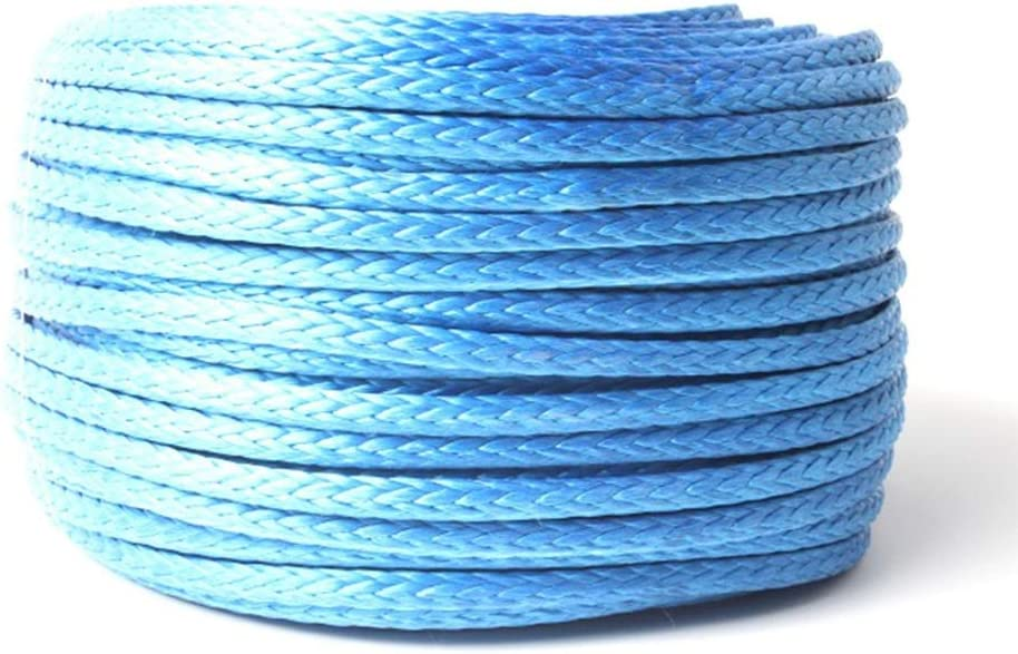 YEZIN Synthetic Winch Rope 1500M Max 41% OFF 1900LB Wakeboarding Tow OFFer Braided