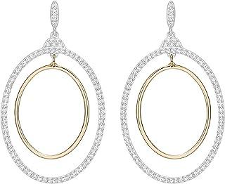 Swarovski Women Gold Plated Earring - 5278287