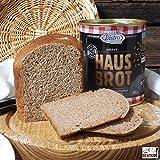 Conserva Recipientes de emergencia, para pan de casa, aproximadamente 10 años de duración.