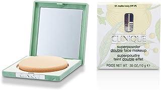 Clinique Superpowder Double Face Powder - 01 Matte Ivory, 10 g