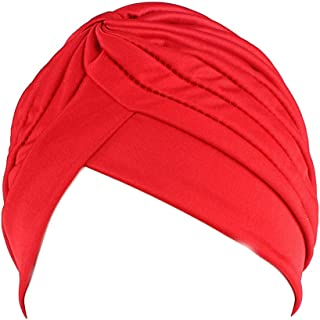 Xiang Ru Sleep Soft Turban Beading India Chemo Cap Beanie Turban Headwear for Women