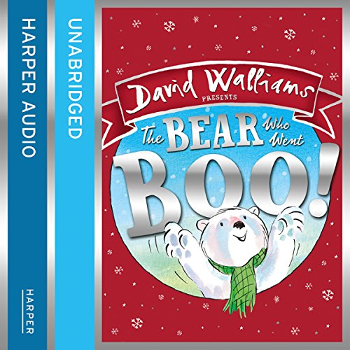 The Bear Who Went Boo! cover art