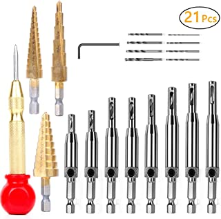 Best center drill sizes Reviews