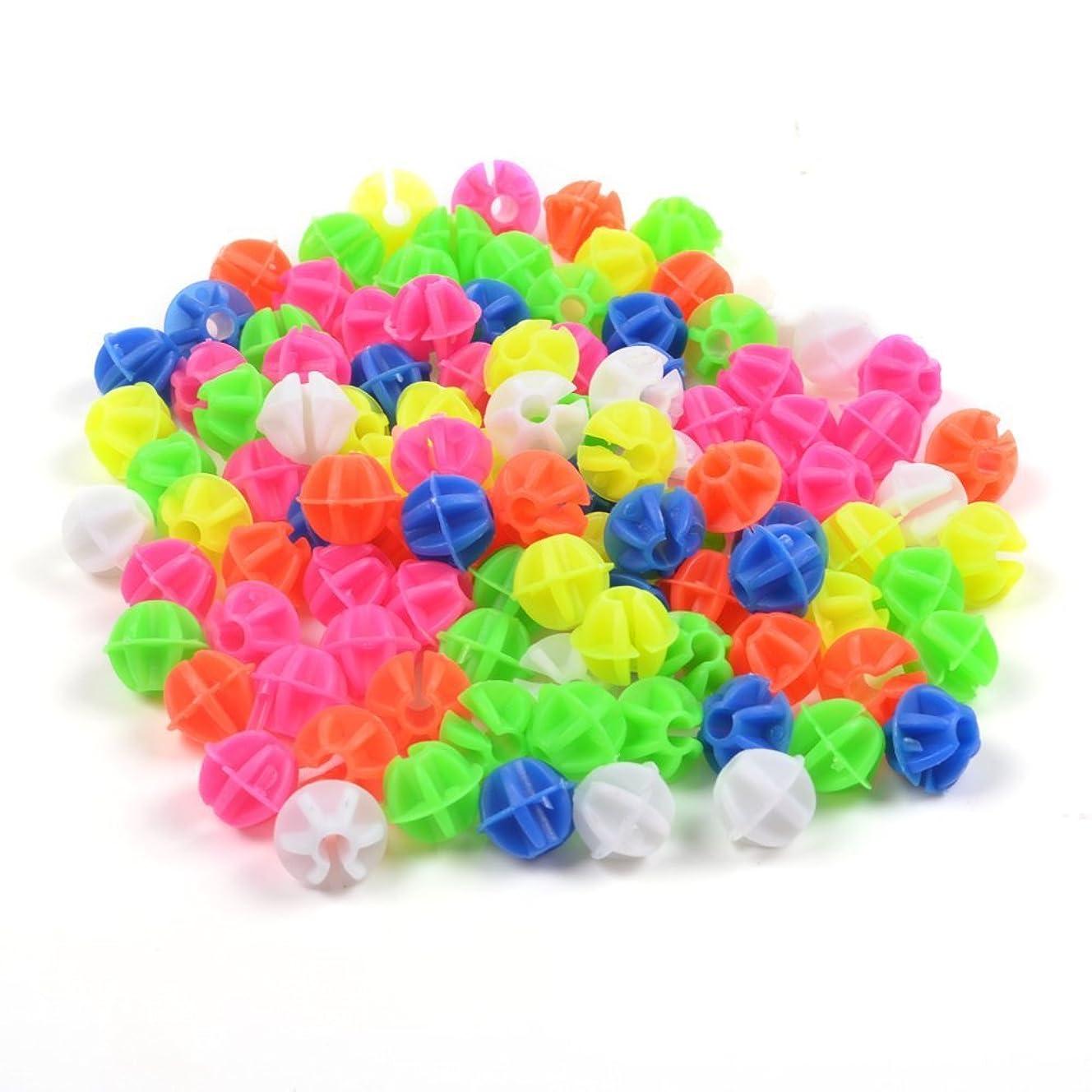 KLOUD City? Assorted Colors Bike Bicycle Wheel Spokes Plastic Clip Bead/Spoke Derections