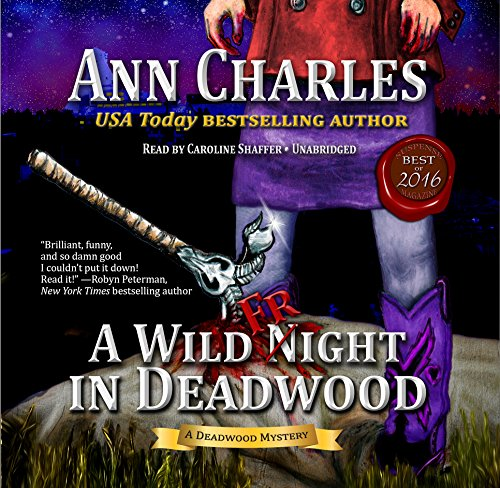 A Wild Fright in Deadwood cover art