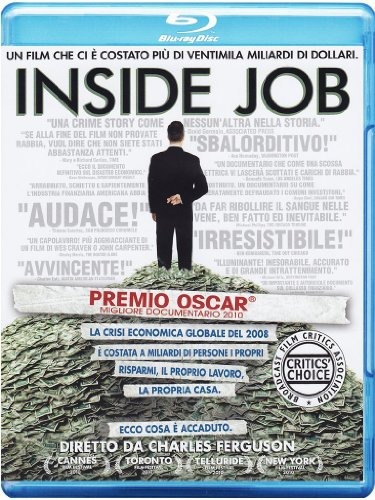 Inside job [Blu-ray] [IT Import]