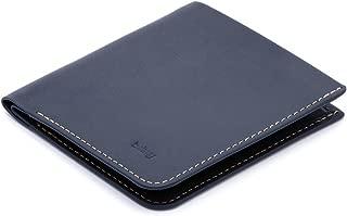Bellroy Leather High Line Wallet Blue Steel