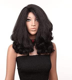 Hair Extension Sweet Cute Fashion Wig Low Temperature Flame Retardant Hair Skinny Face Slimming