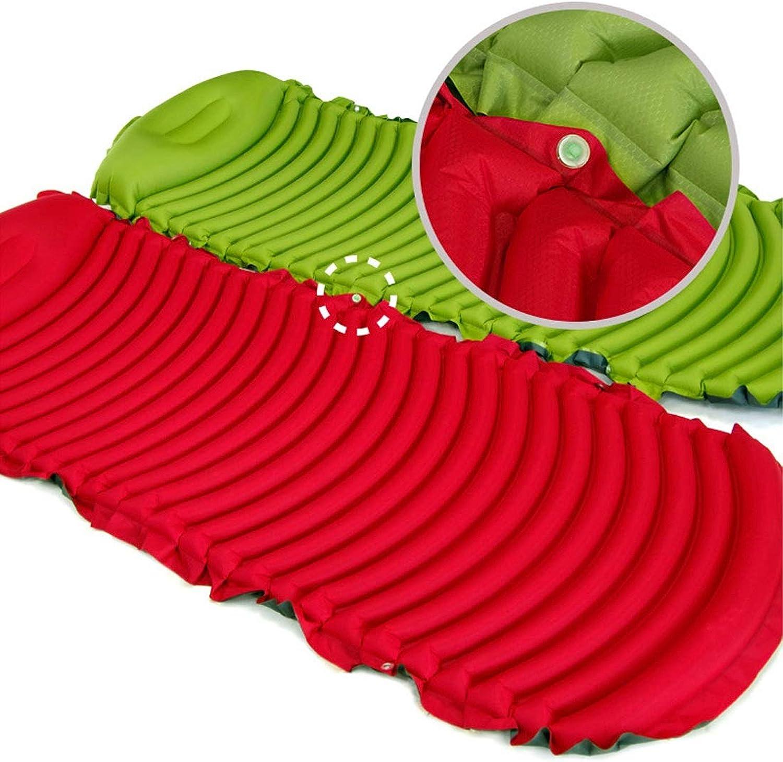 WEATLY Leichte tragbare aufblasbare Matratzen-Reise-Campingzelt-Luftmatratze mit Aufbewahrungstasche B07L14LYPF  Der neueste Stil