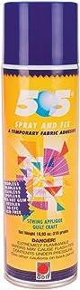 Colle temporaire pour tissus et papiers ref 505