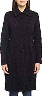 Nero Giardini A568103D - Abrigo de mujer de malla – 100 42 EU
