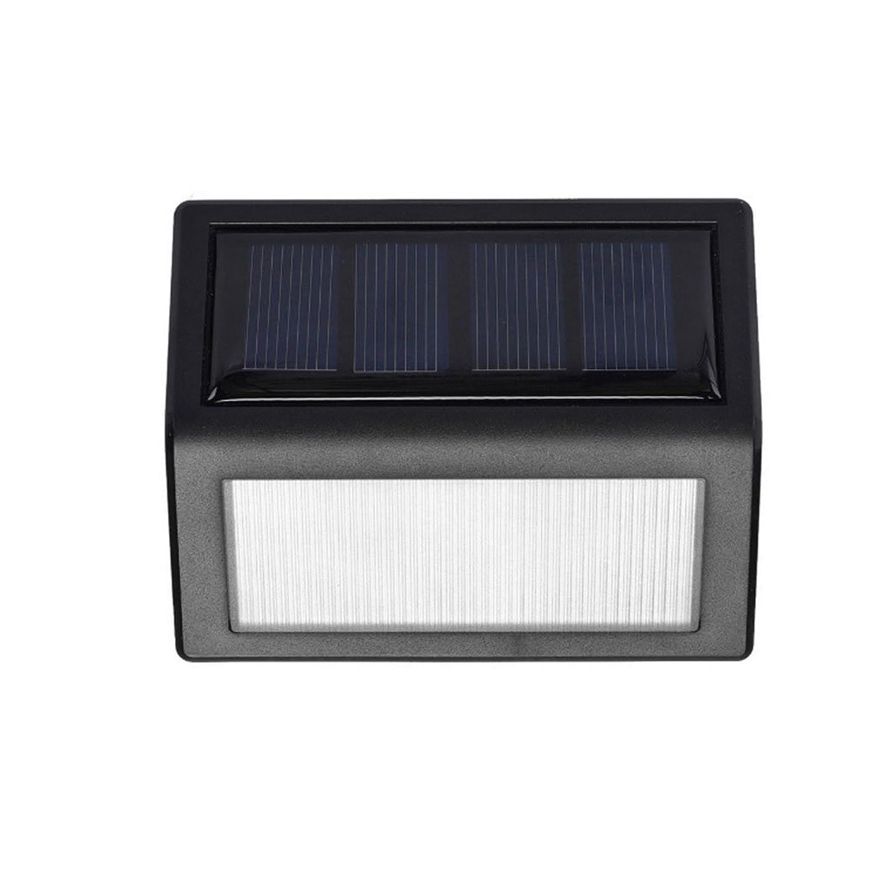 そよ風ささやきハードBartram センサーライト 防犯ライト 玄関ライト 屋外ライト 太陽発電 屋外照明 防水IP55 6LED ガーデンライト 夜間自動点灯