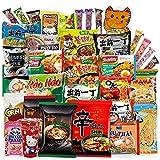 Variety Asian Instant Ramen Bundle 2.0 | Samyang, Nissin, Nongshim, Mama, Mi Goreng, Acecook | Free Snacks Included | 10 Packs
