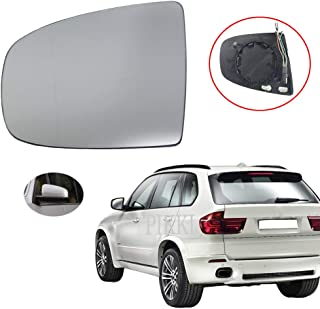 For X6 X 5 Left Side Heated Wing Mirror Glass Side Angle/Aspherical Glass With Brackets