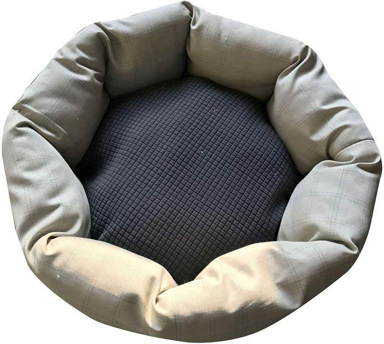 Pet Bed Heat Dissipation Dog Mat Pet Mat Pet Sleeping Pad Pet Waterloo Small Pet Sofa Pet Supplies Cat Nest,B