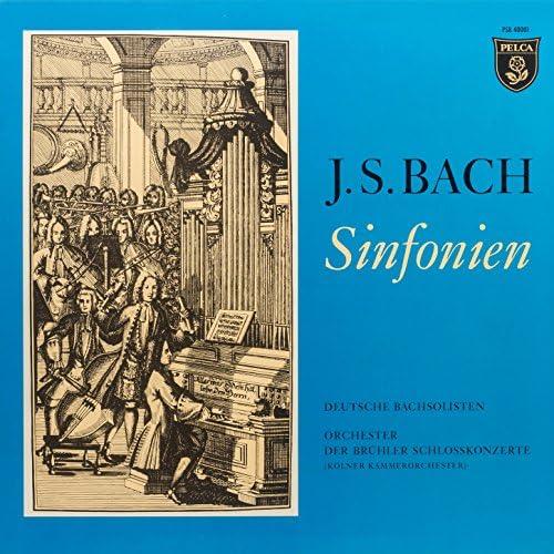 Deutsche Bachsolisten, Helmut Winschermann & Orchester der Brühler Schlosskonzerte
