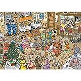 Jumbo Spiele- Puzzle, Multicolor (8710126200346)