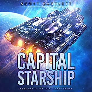 Capital Starship cover art