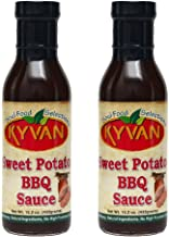 product image for KYVAN Sweet Potato BBQ Sauce - 2 Pack
