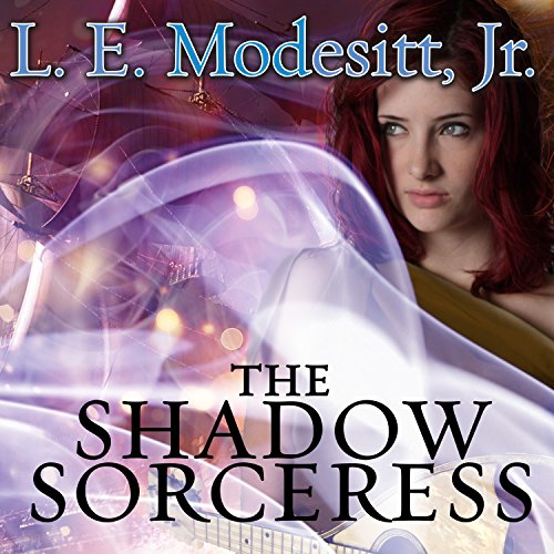 The Shadow Sorceress audiobook cover art