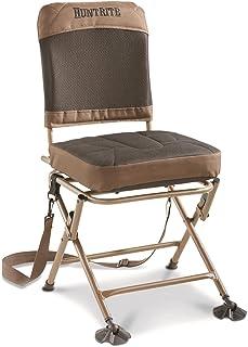 Guide Gear 360º Swivel Hunting Blind Chair, 300 lbs...