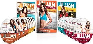 Qspeed 90 Day 30 Minutes Jillian Michaels Body Revolution Exercise Fitness DVD Workout Program