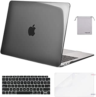 MOSISO MacBook Air 13 inch Case 2019 2018 Release A1932 with Retina Display, Plastic Hard..