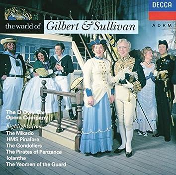 The World of Gilbert & Sullivan