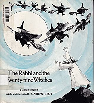 The Rabbi and the Twenty-Nine Witches 0761455868 Book Cover