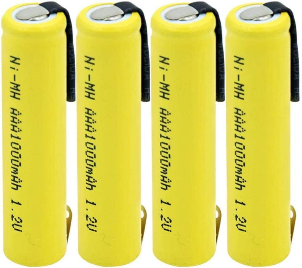SDHJ Lithium Ion Battery Ni 1000M 1.2V Mh Max 58% OFF AAABattery Over item handling