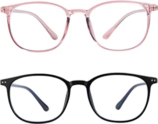 blue light blocking glasses women men-FEIDU computer fake glasses HD clear lens glasses3030