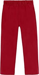 City Threads Cotton Athletic Pants for Boys - Sports Camp Play and School, Made in USA