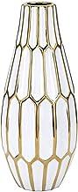Imax 14797 Flynn Large Vase, White