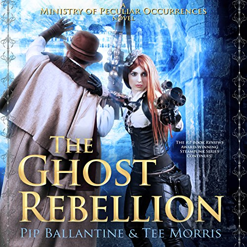 The Ghost Rebellion audiobook cover art
