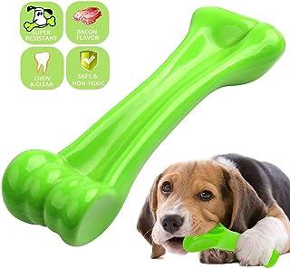 Juguete resistente para cachorro de perro, Toys-oneisall, hueso para mastica de juguete, para mordelones agresivos. Juguetes indestructibles para perros grandes