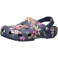Women's Classic Printed Floral Clog