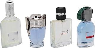 4 X 25 Ml Perfume para Hombre Colonia Caja de Regalo Perfume Duradero para Caballero Perfume Líquido Perfume Portátil de...