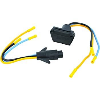 Amazon Com Attwood 7622 7 3 Wire 12v 24v Trolling Motor Connector 10 Gauge Multiple One Size Sports Outdoors